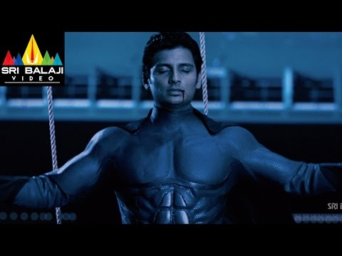 Mask Movie Climax Scene | Jiiva, Pooja Hegde, Narain | Sri Balaji Video