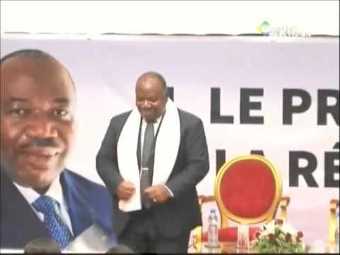 Gabon Jt Ven 04 Mars 2016