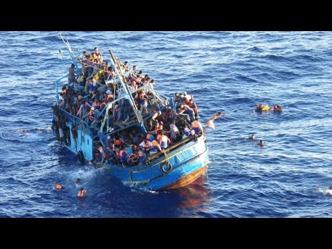 Migrant Shipwreck Kills Hundreds