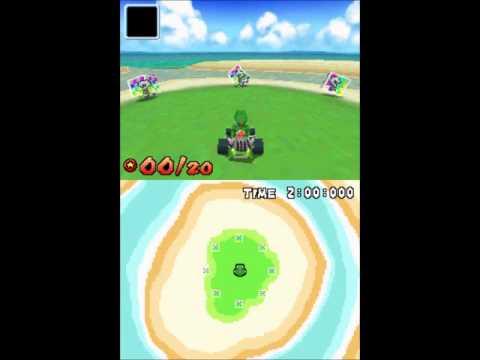 TAS Mario Kart DS (Mission)