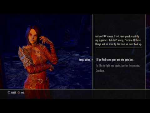 The Elder Scrolls Online: Morrowind - Part 2 Breaking Bonds