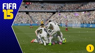 FIFA 15 | КАРЬЕРА ЗА REAL MADRID #1 Thumbnail