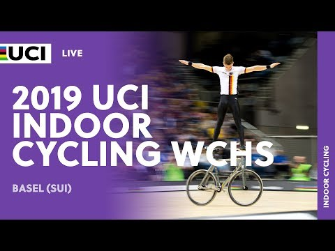 Live | 2019 UCI Indoor Cycling World Championships, Basel
