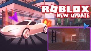 New Update JailBreak Roblox - Nowa ucieczka