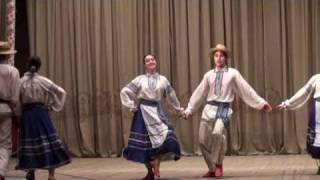 Ukrainian dancing 202