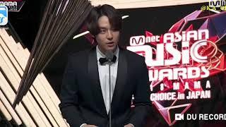 [MAMA in Japan 20181212] BTS (방탄소년단) - Favorite Dance Artist Male
