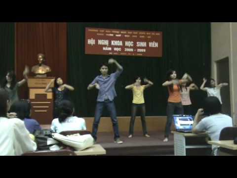 (Demo) Nhảy ma hiện đại - K39 (21.04)
