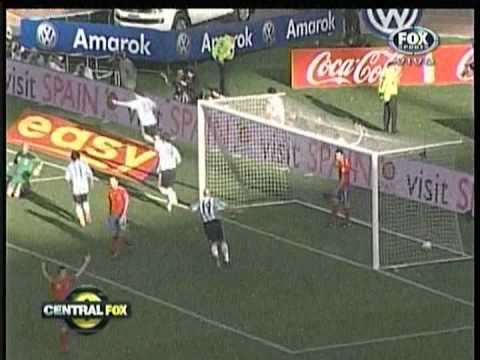 Goles de Messi Con la Selección Argentina