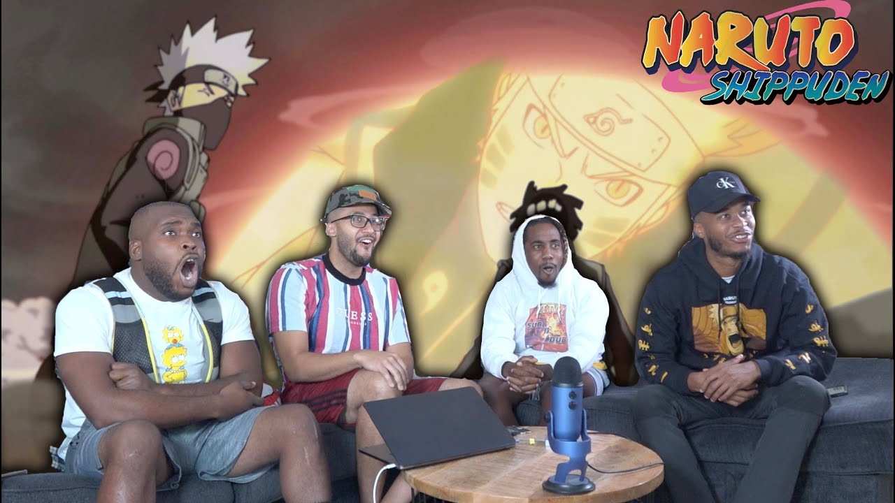 Download Naruto's New Form! Naruto Shippuden 329 & 330 REACTION/REVIEW