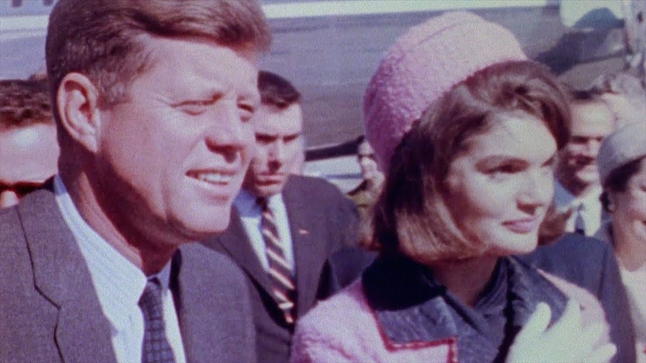 HIstory Channel banned censored episode The Men Who Killed Kennedy 7