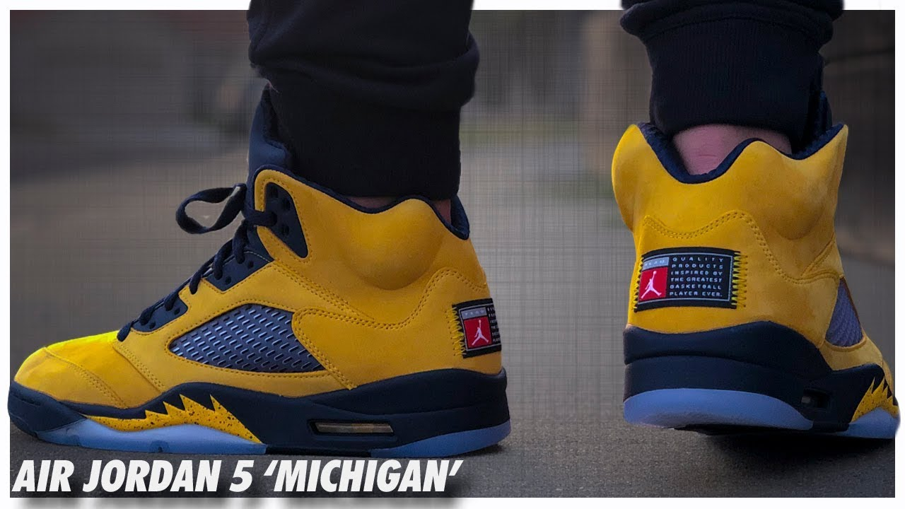 best loved 3a1b4 61d54 Air Jordan 5 SE 'Michigan'