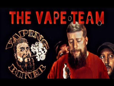 The vApe Team Episode 123 - Vaping Biker Joins The Team
