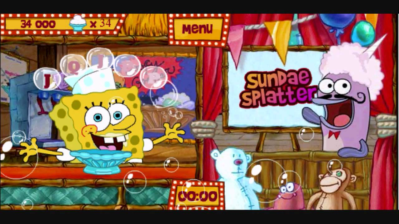 bikini bottom carnival part three