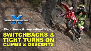 SWITCHBACK CLIMBS & DESCENTS WITH TIM COLEMAN thumbnail