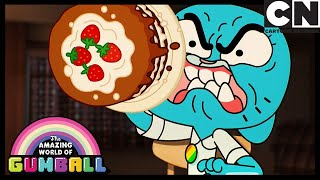 Don't Make Mum Angry | The Master | Gumball | Cartoon Network