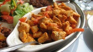 Ethiopian Fried Chicken Stir