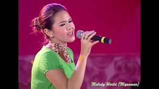 Ni Ni Khin Zaw (Living Songs @ Zaw Min Lay ::Japan pyi ko yay tae sar )