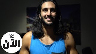 Mansoor remembers his victory over Cesaro