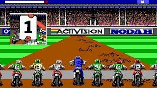 Motocross (PC/DOS) 1989 Dynamix, Gamestar
