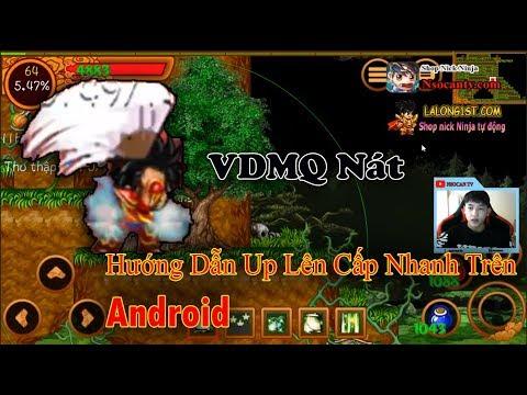 ninja school online hack level cho android - ►Ninja School Online | Hướng Dẫn Up Lên Cấp Nhanh Trên Android...VDMQ Nát