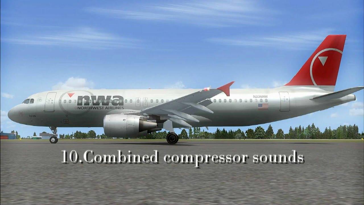 Tss airbus cfm56 5b sound pack - thasunstycha's blog