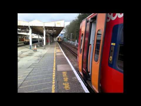 South Coast Train Station Announcements