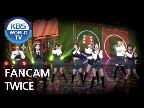 [FOCUSED] TWICE - YES or YES [Music Bank / 2018.11.16]