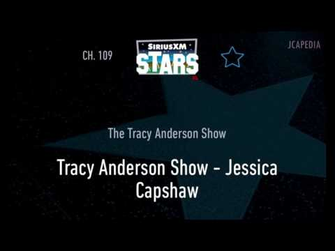 Jessica Capshaw on The Tracy Anderson Show [radio] - Jun 26, 2017
