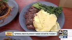 Arizona Restaurant Week: Try new restaurants, get deals at local eateries
