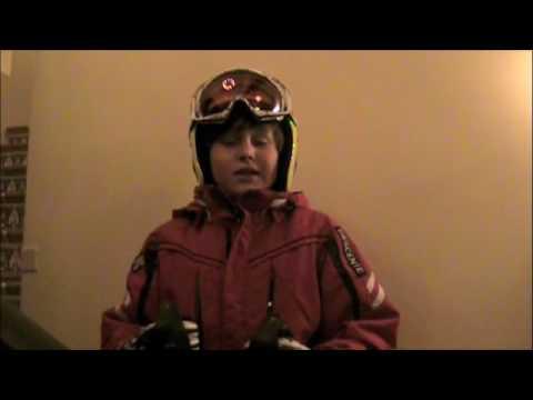 Austin Becker Ski Video
