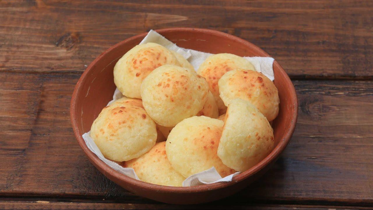 pan de tapioca y queso