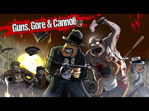 Guns, Gore & Cannoli - Стриптиз Клуб Мафии #2