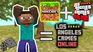 Funny Moments of Los angeles crimes Steven Edition / (LAC Mod) #8