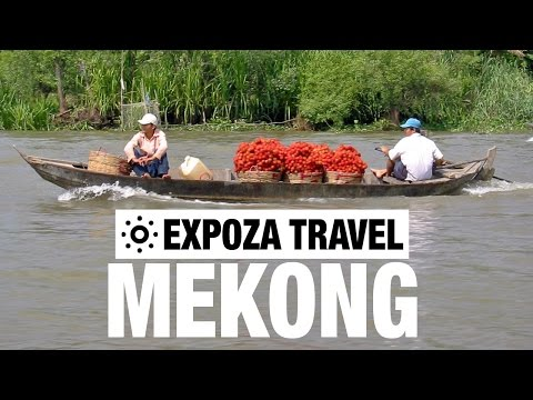 Mekong Delta Vietnam Vacation Travel Video Guide
