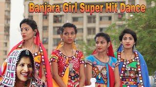 Mangli   Banjara Teej Song   Banjara Girl Dance    AIBSS Program In Mumbai   Gugara Bandalena