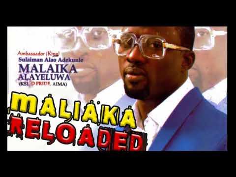 Download King Sulaiman Aloa Adekunle Malaika - Ibaje eniyan - 2018 Yoruba Fuji Music  New Release