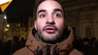 Une manifestation identitaire à Paris - 2