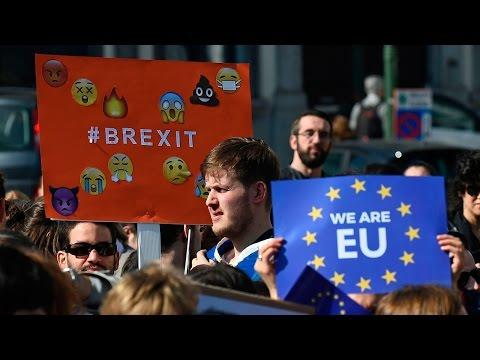Brussels celebrates EU