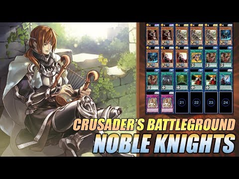 NOBLE KNIGHTS | YuGiOh! Duel Links