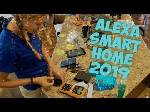 Alexa Smart Home Install? | TV Looks Like A Painting? | Samsung Frame TV | Klipsch Sound System!