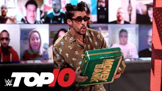 Top 10 Raw moments: WWE Top 10, Feb. 8, 2021