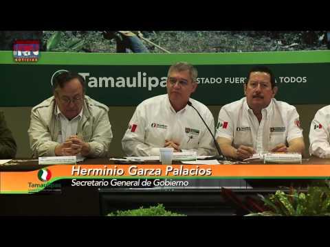 Instala Tamaulipas Comité Estatal de Protección Contra Incendios Forestales