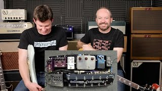 That Pedal Show – Unobtania. And Just What Is A Transparent Drive Anyway?