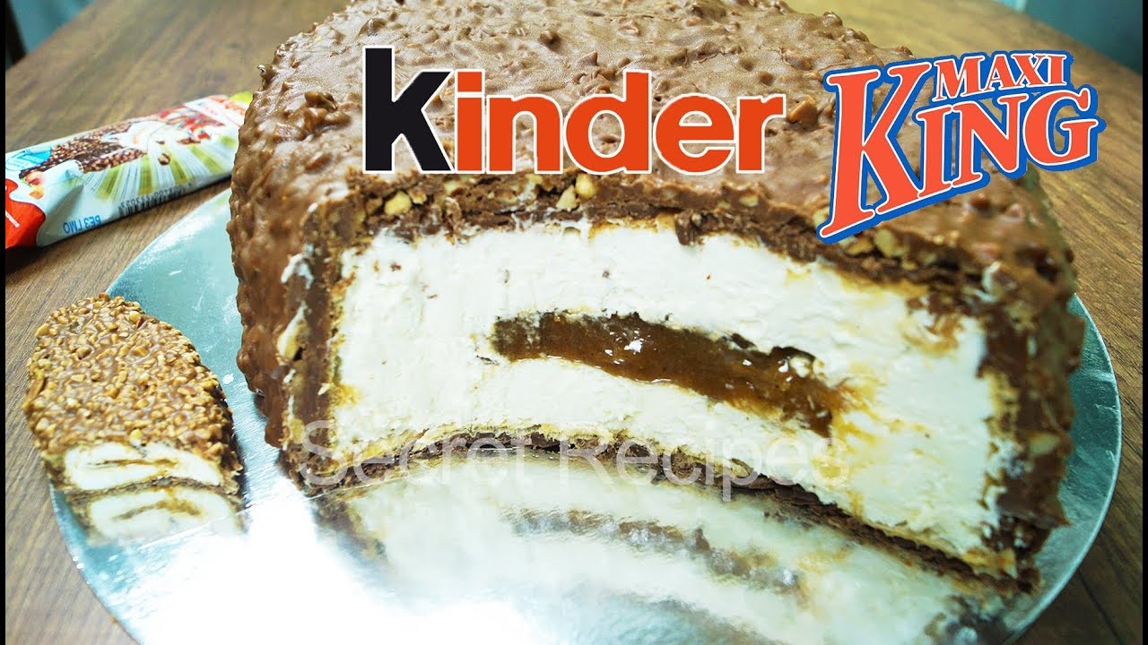 kinder maxi recept
