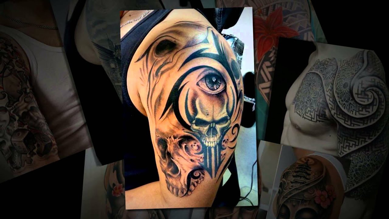 30 Best Half Sleeve Tattoos For Men