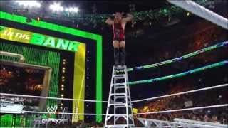WWE Money In The Bank 2013 - All Finishers