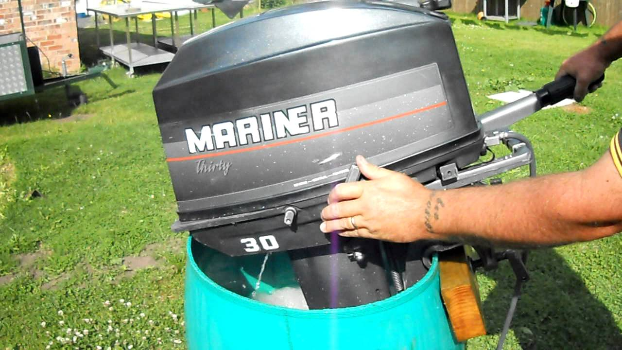 30hp mariner outboard youtube rh youtube com 30 HP Mariner Outboard Manuals Yamaha 30 HP Outboard