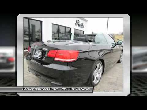 2008 BMW 3Series  Convertible Downers Grove IL P10843