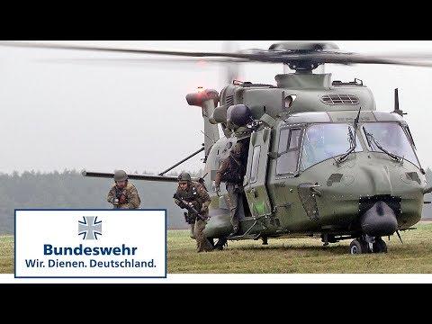 Profi der Flugsicherheit – Air Marshal bei der Bundeswehr