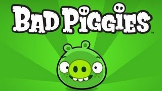Bad Piggies Gameplay (PC HD)